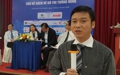 Sách về đô thị thông minh tại Việt Nam còn thiếu