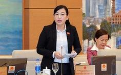 Bà Nguyễn Thanh Hải tiếp tục được bầu làm bí thư Thái Nguyên