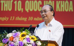 Thủ tướng: Rút kinh nghiệm với sách giáo khoa, xử lý nghiêm nếu có vi phạm