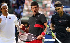 Cuộc đua lại khốc liệt của cặp đôi Federer - Nadal