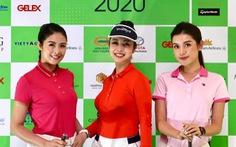 Hoa hậu Jennifer Phạm chơi golf quyên tiền cho Quỹ hỗ trợ tài năng trẻ Việt Nam