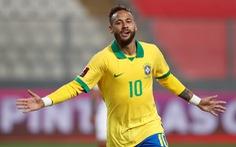 Neymar vượt mặt Ronaldo 'béo', hướng đến kỷ lục ghi bàn của 'Vua' Pele