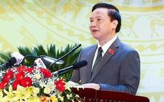 Ông Nguyễn Khắc Định được tiếp tục bầu làm bí thư Tỉnh ủy Khánh Hòa