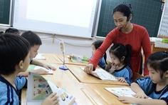 Sách giáo khoa lớp 1 mới: Bất ổn cả khâu thẩm định lẫn thực nghiệm