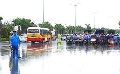 Quảng Ninh cấm một chiều tại cầu Bãi Cháy vì bão số 7