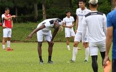 Ngoại binh Hoàng Anh Gia Lai chấn thương 'vô duyên' trước trận gặp CLB Hà Nội