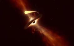 Lần đầu ghi được hố đen 'nuốt chửng' ngôi sao tương đương Mặt Trời
