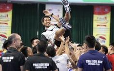 CLB futsal Thái Sơn Nam lần thứ 10 vô địch quốc gia