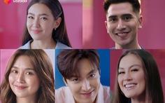 Lee Min Ho trở thành đại sứ thương hiệu khu vực Đông Nam Á của Lazada