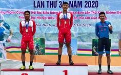 Nguyễn Tuấn Vũ giành huy chương vàng cho xe đạp TP.HCM