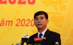 Ông Dương Văn An làm bí thư Tỉnh ủy Bình Thuận