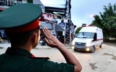 Đề nghị truy tặng bằng 'Tổ quốc ghi công' 13 cán bộ, chiến sĩ hi sinh tại Trạm 67