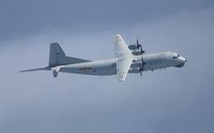 Máy bay Đài Loan nhận cảnh báo nguy hiểm, bị cản tới Biển Đông