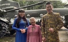 Nghệ sĩ Phi Điểu, Quỳnh Hoa lan tỏa tình yêu áo dài tại các điểm du lịch nổi tiếng
