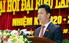 Ông Đặng Quốc Khánh tái đắc cử bí thư Tỉnh ủy Hà Giang
