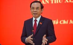 Tân Bí thư Nguyễn Văn Nên: 'Tôi không xem nhiệm vụ sắp tới là áp lực mà là thử thách'