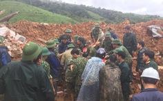 Danh tính 22 cán bộ, chiến sĩ Đoàn kinh tế - quốc phòng 337 gặp nạn sáng 18-10