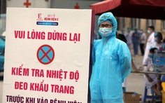 Thêm 6 bệnh nhân COVID-19 mới, Việt Nam có 1.140 ca mắc