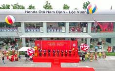 Chính thức khai trương Đại lý Honda Ôtô Nam Định - Lộc Vượng