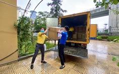Bưu điện Việt Nam miễn phí chuyển phát hàng cứu trợ đến vùng lũ lụt