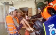 Bộ Y tế gửi gấp 4,2 triệu viên sát khuẩn nước, giao 8 viện, bệnh viện hỗ trợ 6 tỉnh miền Trung