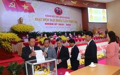 Đại hội Đảng bộ tỉnh Bình Phước: Đẩy mạnh phát triển công nghiệp