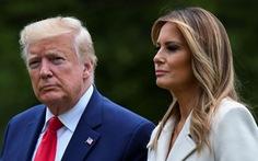 Lãnh đạo các nước chúc ông Trump mau khỏi COVID-19, báo Trung Quốc mỉa mai