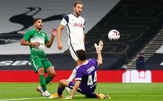 Harry Kane lập hat-trick, Tottenham chính thức góp mặt ở Europa League