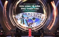 Khánh thành Khu kinh tế đêm Phú Thiên Kim - tỉnh Bình Phước