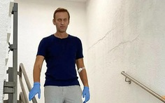Người phát ngôn Điện Kremlin tố chính trị gia Navalny làm việc với CIA