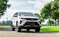 Fortuner 2020 khuấy động thị trường SUV bằng nâng cấp vượt trội