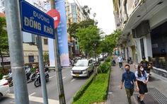 'Siêu' phố đi bộ ngay trung tâm TP.HCM có gây kẹt xe?