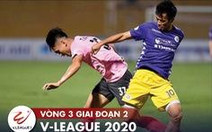 Kết quả, bảng xếp hạng V-League 20-10: Quảng Nam thắng Nam Định, HAGL lại thua