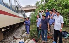 Đường sắt Bắc Nam qua Quảng Bình đã được nối thông