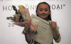 Em bé 8 tuổi ở Đà Lạt giành giải nhất cuộc thi viết truyện đồng thoại