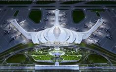 Suất đầu tư sân bay Long Thành tương đương các sân bay quốc tế cùng quy mô