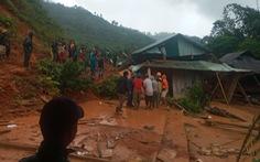 Sạt đồi liên tục, quân đội, công an khẩn cấp đưa dân ra khỏi vùng nguy hiểm