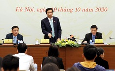 Khai mạc kỳ họp 10, bàn chống dịch và duy trì tăng trưởng năm 2021