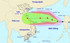 Bão số 8 vào đất liền, khả năng sẽ xuất hiện ngay bão số 9