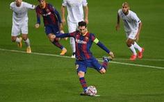 Messi lập kỷ lục 'vô tiền khoáng hậu'