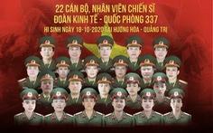 Thủ tướng gửi thư chia sẻ với quân đội, đề cao tinh thần 'vì nhân dân mà chiến đấu'