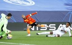 Bị 'vùi dập' trong hiệp 1, Real Madrid thua 'sốc' trước Shakhtar Donetsk