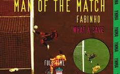 Fabinho 'gây bão' với pha cứu thua 'không tưởng' cho Liverpool