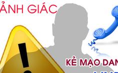 Mạo danh cán bộ Ban Tuyên giáo Ttnh ủy lừa bán sách, tài liệu