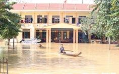 Thủ tướng Trung Quốc gửi điện thăm hỏi Việt Nam về lũ lụt miền Trung