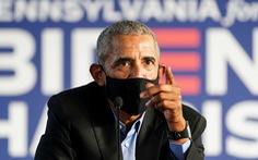 Ông Obama: Trump không có năng lực làm tổng thống