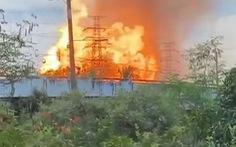 Khí đốt rò rỉ làm nổ tung đường ống, 3 người chết và 28 người bị thương