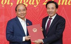 Cựu bí thư Điện Biên làm phó chủ nhiệm Văn phòng Chính phủ