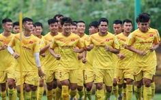 Đội tuyển U22 Việt Nam lỡ chuyến đi Pháp vì COVID-19