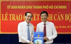 Ông Nguyễn Bá Thành là chủ tịch UBND quận Tân Bình